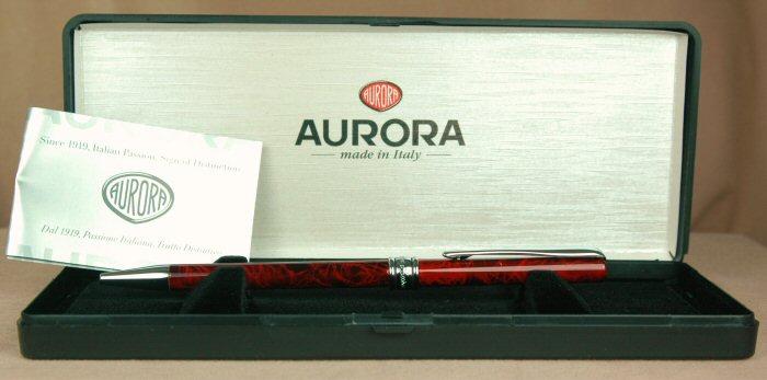 Pre-Owned Pens: 0174: Aurora: Magellano