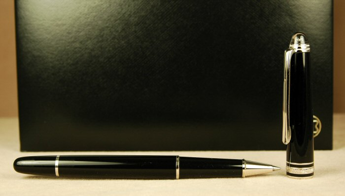 Pre-Owned Pens: 0389: Mont Blanc: 100 Year Anniversary