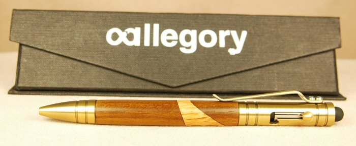 Pre-Owned Pens: 0795: Allegory: 1941