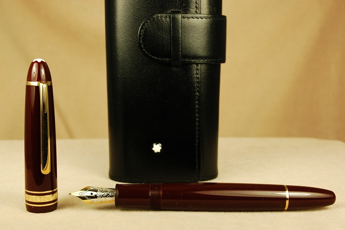 Pre-Owned Pens: 11175: Mont Blanc: 147 Traveller