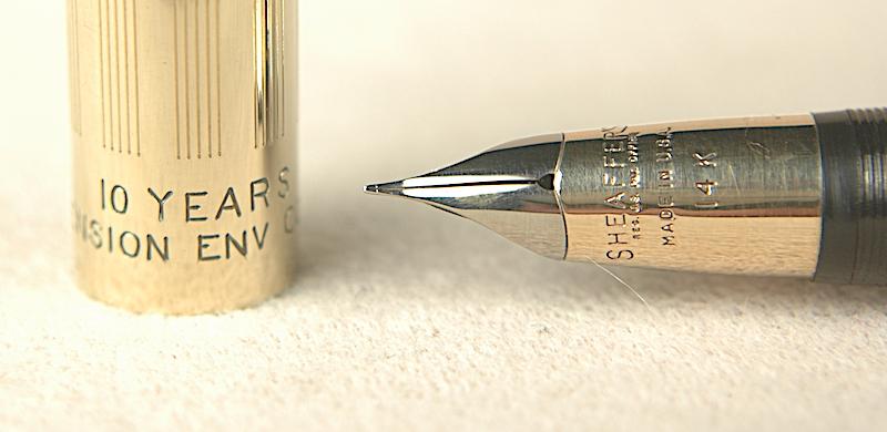 Vintage Pens: 1248: Sheaffer: TM-Triumph