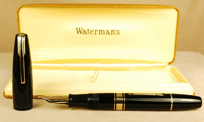 Vintage Pens: 1324: Waterman: Hundred Year Pen