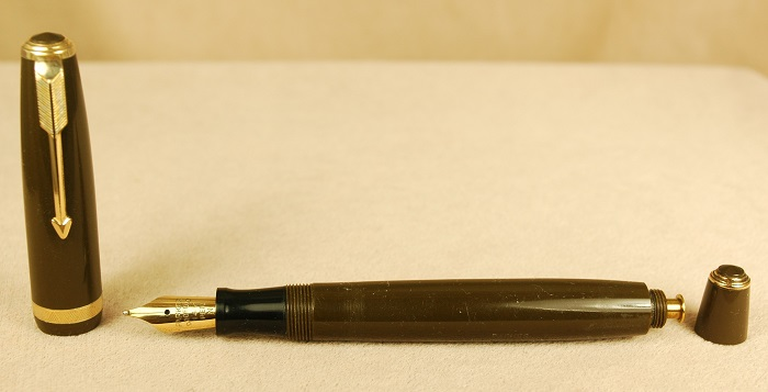 Vintage Pens: 1484: Parker: Duofold (English)