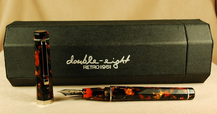 Pre-Owned Pens: 1564: Retro 51: Double Eight