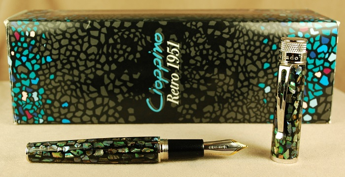 Pre-Owned Pens: 1565: Retro 51: Cioppino Tornado