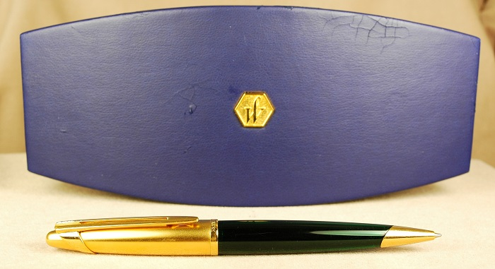 Pre-Owned Pens: 1613: Waterman: Edson