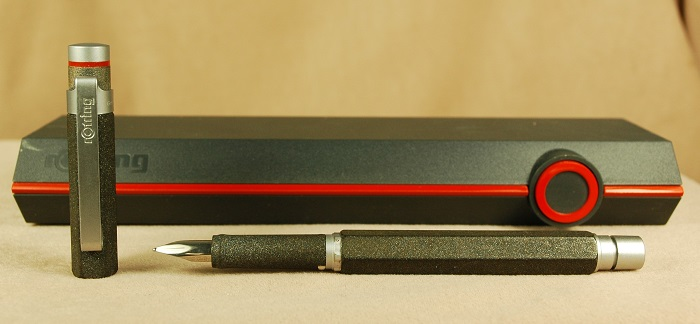 Pre-Owned Pens: 1656: Rotring: Newton Lava