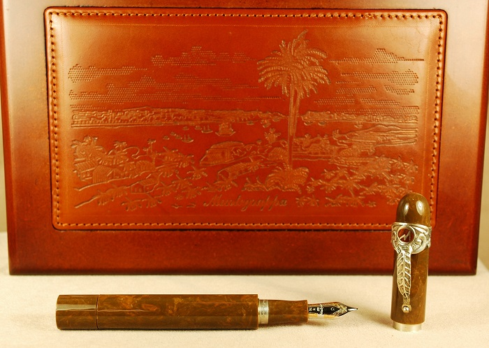 Pre-Owned Pens: 1683: Montegrappa: Cigar