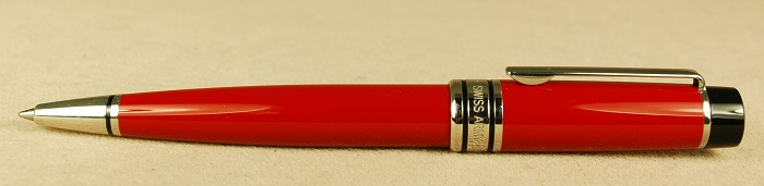 Pre-Owned Pens: 1770: Swiss Army: Ballpoint
