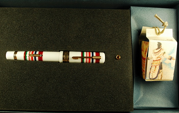 Pre-Owned Pens: 1798: Delta: Indigenous People--Inuit
