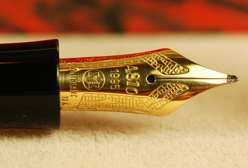 Pre-Owned Pens: 1816: Mont Blanc: Voltaire Writers Series