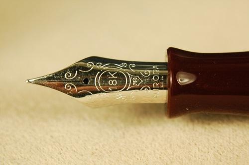Pre-Owned Pens: 1842: Aurora: 80th Anniversary
