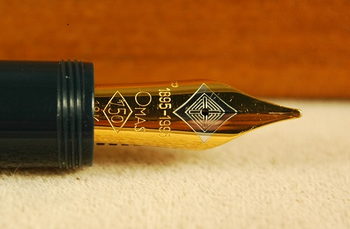 Pre-Owned Pens: 1845: Omas: Marconi '95 100th Anniversary