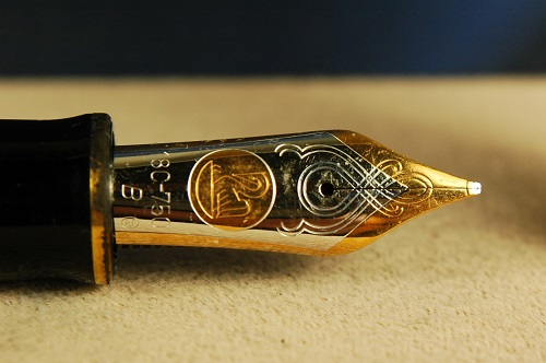 Pre-Owned Pens: 1875: Pelikan: 1000 Souveran