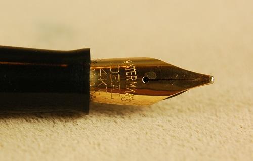 Vintage Pens: 1891: Waterman: Nurse's Pen
