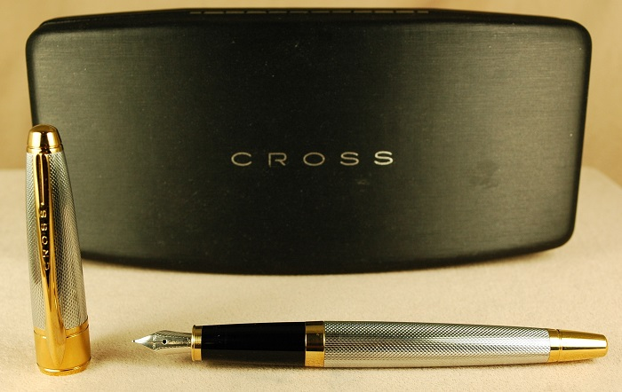 Pre-Owned Pens: 1901: Cross: Apogee Medalist