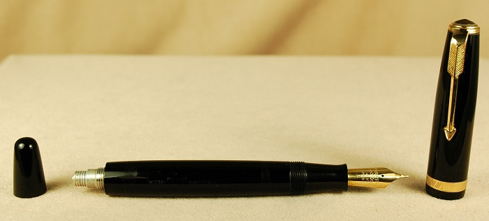 Vintage Pens: 1909: Parker: Duofold (English)