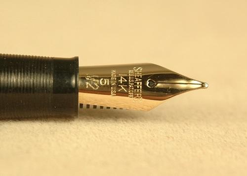 Vintage Pens: 1924: Sheaffer: Valiant Admiral