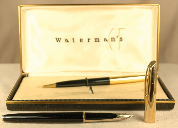 Vintage Pens: 1947: Waterman: C/F Set