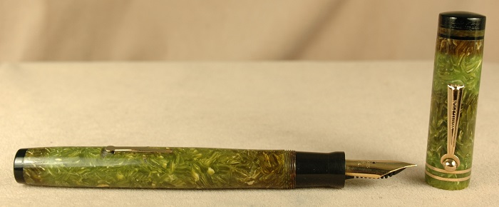 Vintage Pens: 1952: Wahl-Eversharp: Oversized Fountain Pen