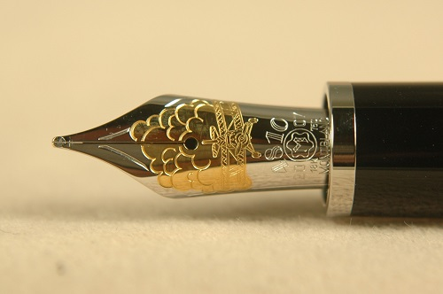 Pre-Owned Pens: 1990: Mont Blanc: Writers Series William Faulkner