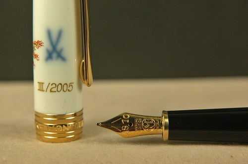 Pre-Owned Pens: 1993: Mont Blanc: Mythical Creatures Bird of Paradise
