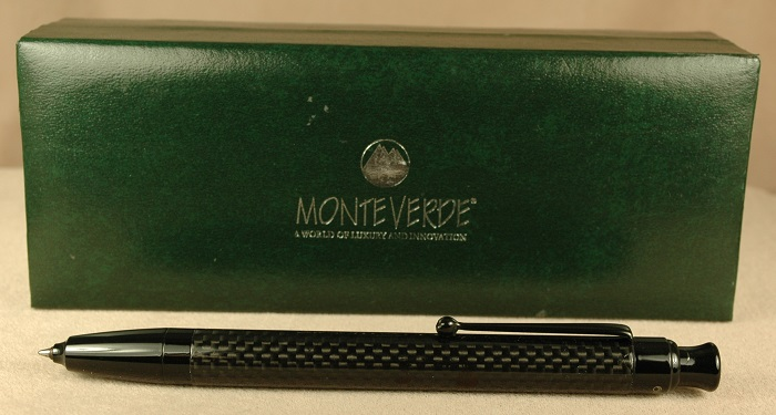 Pre-Owned Pens: 2037: Monte Verde: One Touch Inkball