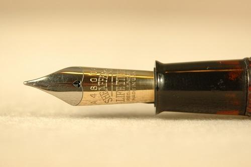 Vintage Pens: 2049: Sheaffer: Lifetime Rose Glow