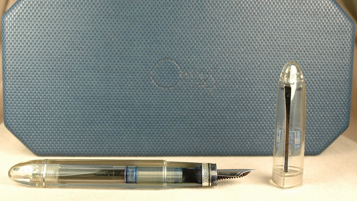 Pre-Owned Pens: 2066: Omas: 360 Vision