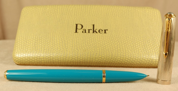 Pre-Owned Pens: 2225: Parker: 51 Limited Edition