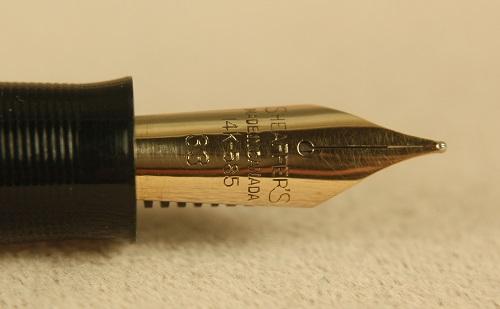 Vintage Pens: 2228: Sheaffer: Craftsman