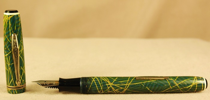 Vintage Pens: 2237: Wearever: Fountain Pen
