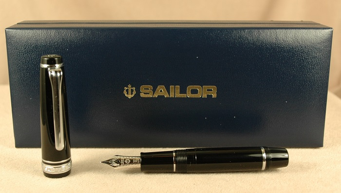 Pre-Owned Pens: 2316: Sailor: Sapporo Mini