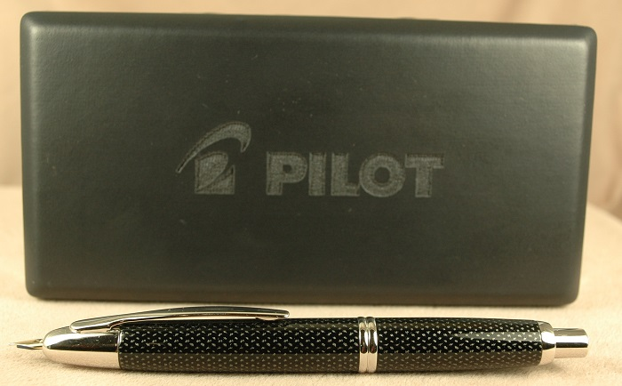 Pre-Owned Pens: 2321: Namiki Pilot: Vanishing Point