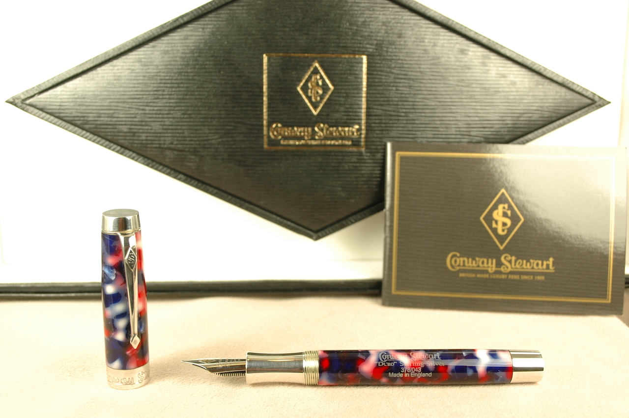 Pre-Owned Pens: 2326: Conway Stewart: Duro