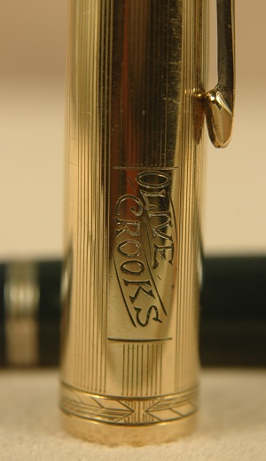 Vintage Pens: 2336: Parker: 51