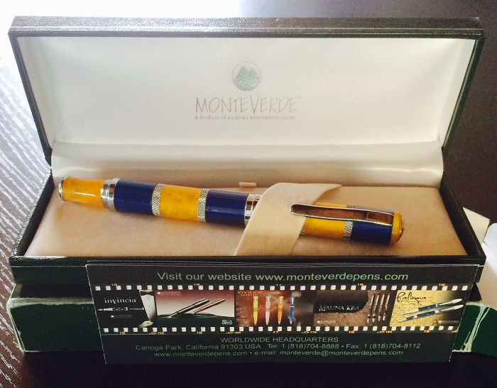 Pens and Pencils: : Monte Verde: Regatta