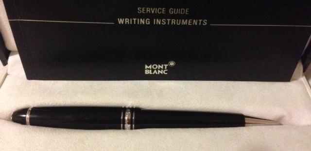Vintage Pens: : Mont Blanc: Meisterstuck Le Grand Platinum