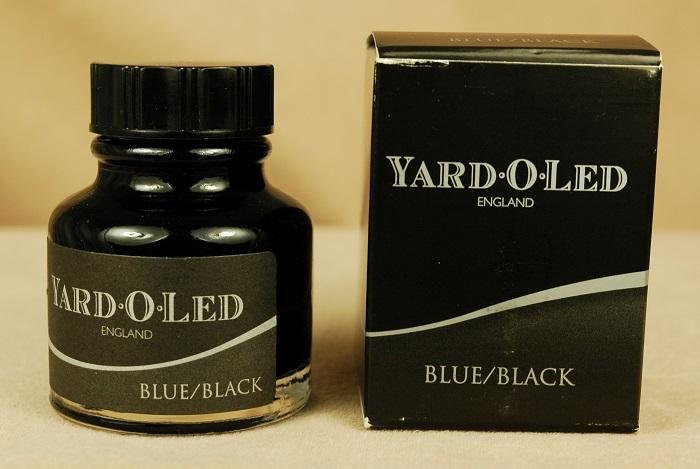 Ink: R948302: Yard-O-Led: Blue/Black Ink