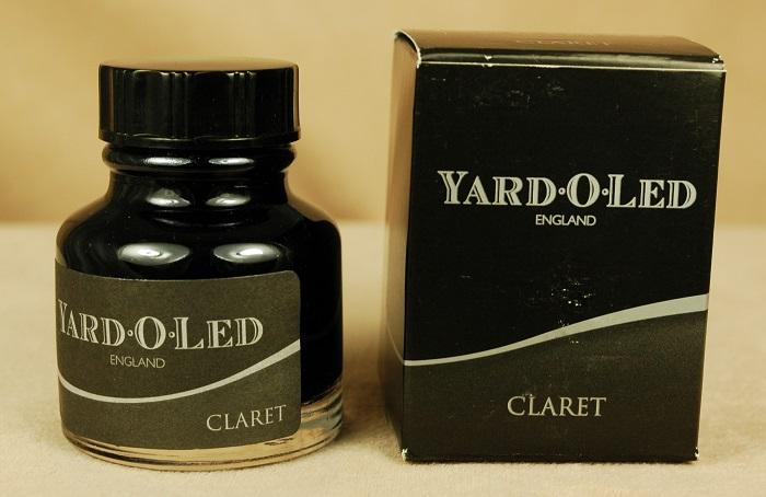 Ink: R948304: Yard-O-Led: Claret Ink