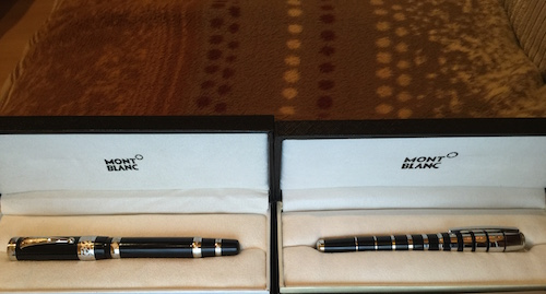 Pens and Pencils: : Mont Blanc: Unkown