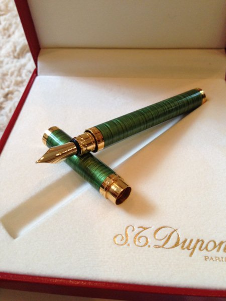 Pre-Owned Pens: : S.T. Dupont: Lady's Shantung