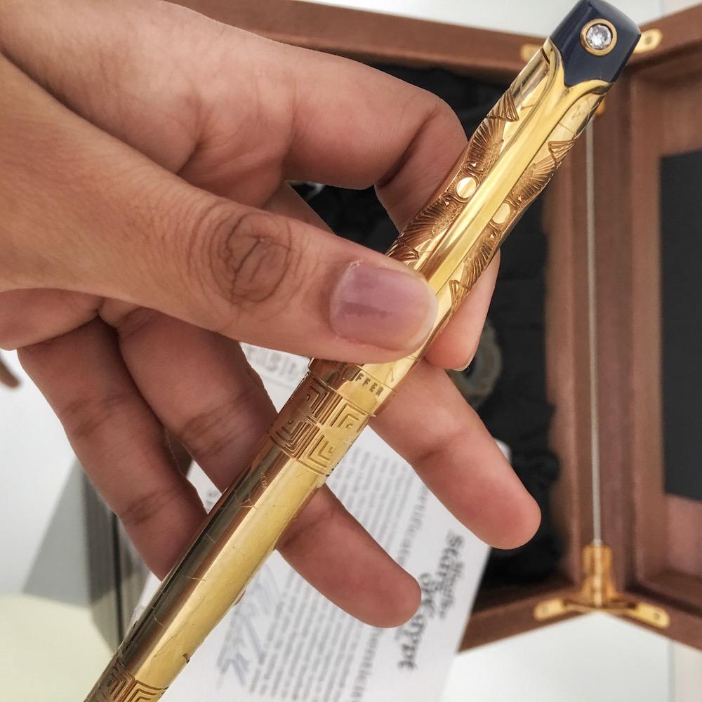 Pre-Owned Pens: : Sheaffer: Stars of Egypt