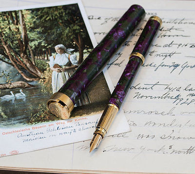 Pens and Pencils: : Waterman: Agatha