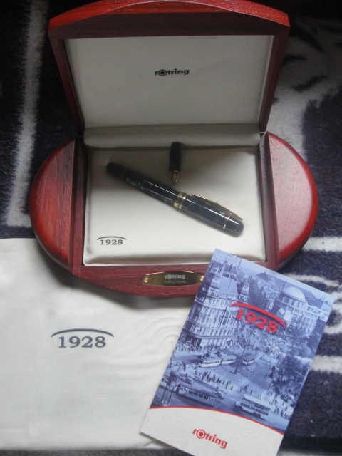 Pens and Pencils: : -- ALL --: Rotring: 1928