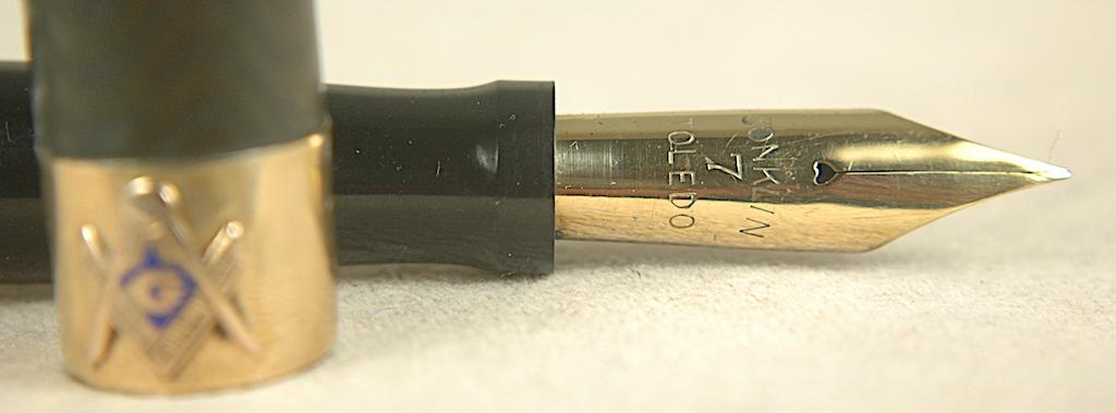 Vintage Pens: 1664: Conklin: 75