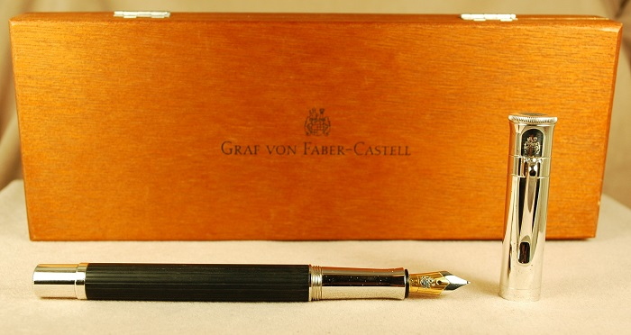 Pre-Owned Pens: 1676: Faber Castell: Graf von Faber-Castell
