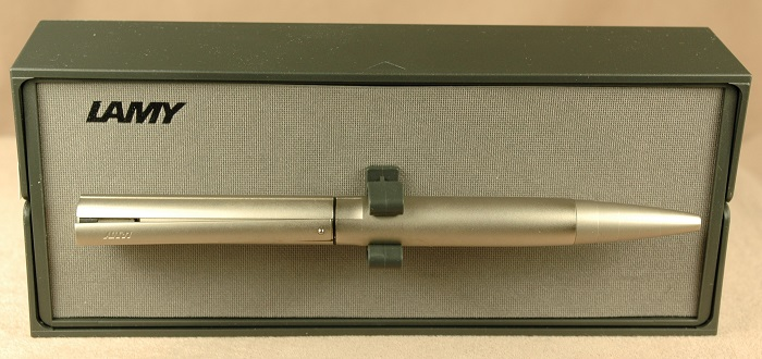 Pre-Owned Pens: 2022: Lamy: Dialog 2