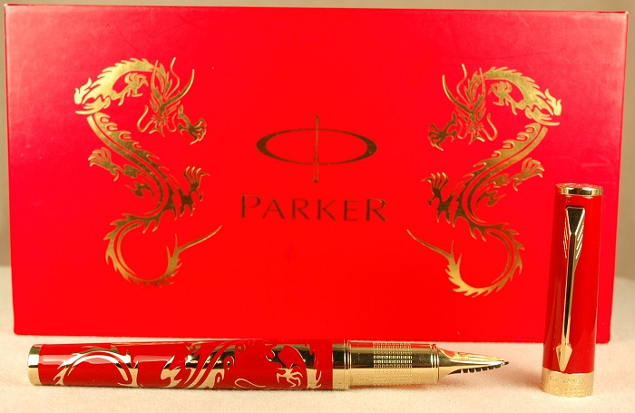 Pre-Owned Pens: 2038: Parker: Ingenuity Limited Edition Dragon