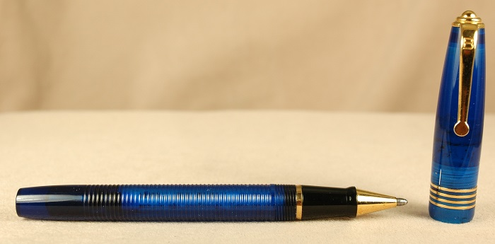 Pre-Owned Pens: 2234: Bexley: Gemstone Collection Sapphire